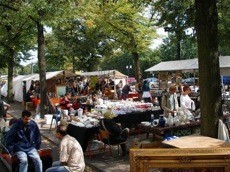Berlin Flea Market