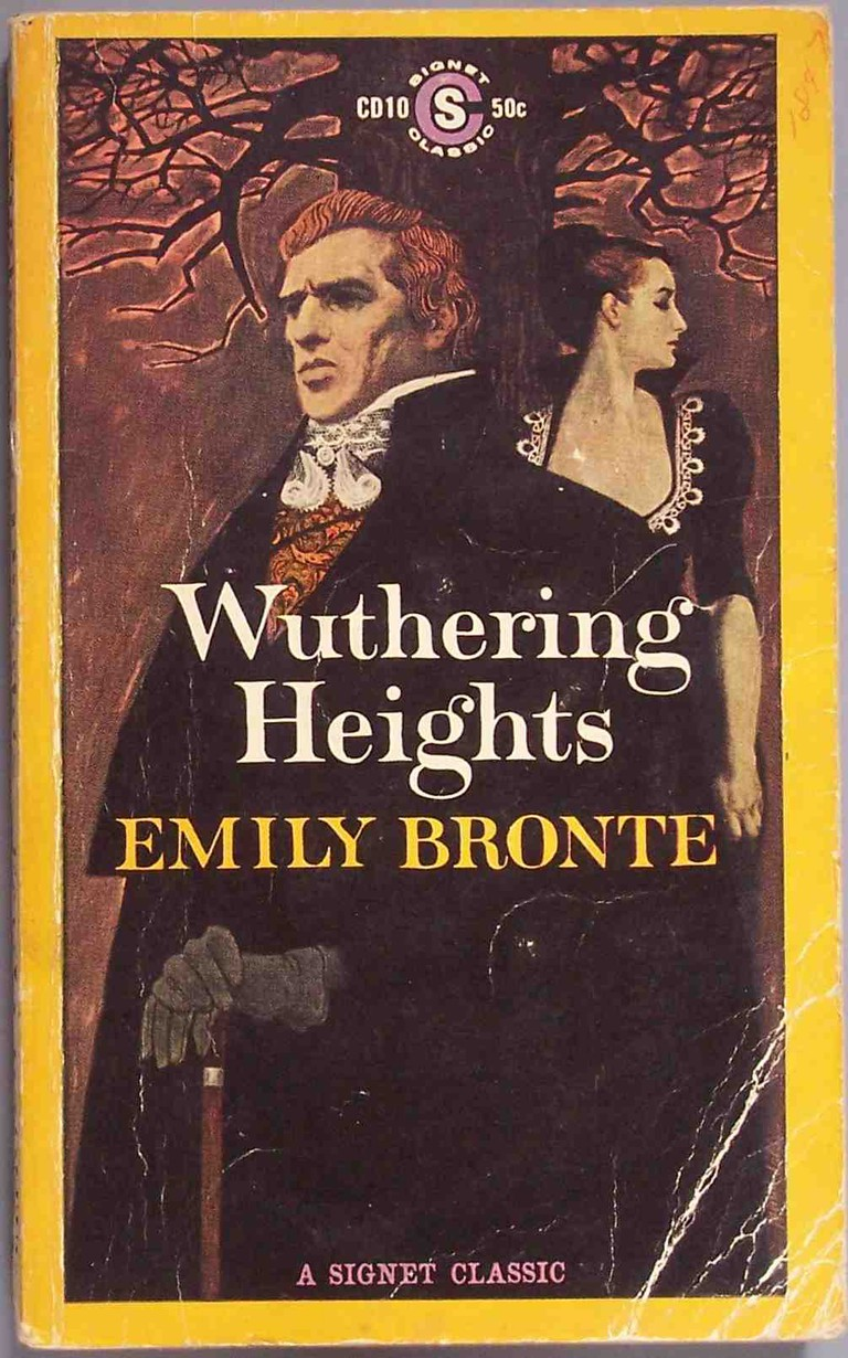 Wuthering Heights by Emily Brontë | © CHRIS DRUMM/Flickr