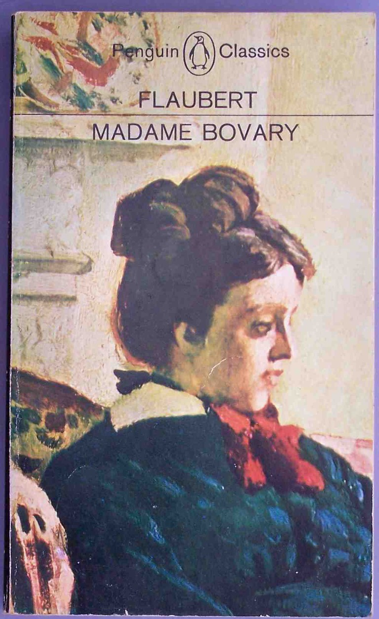Madame Bovary by Flaubert | © CHRIS DRUMM/Flickr