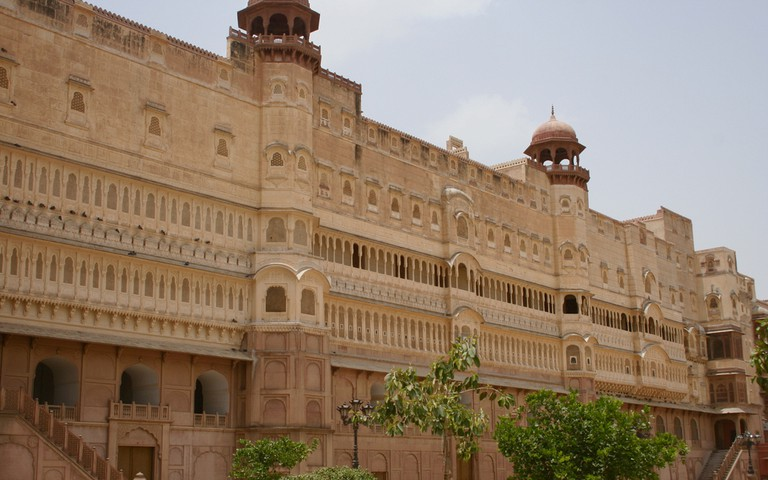 Junagarh Fort © Nagarjun Kandukuru/Flickr