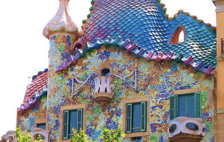 Casa Batllò | © Oh-Barcelona.com/Flickr