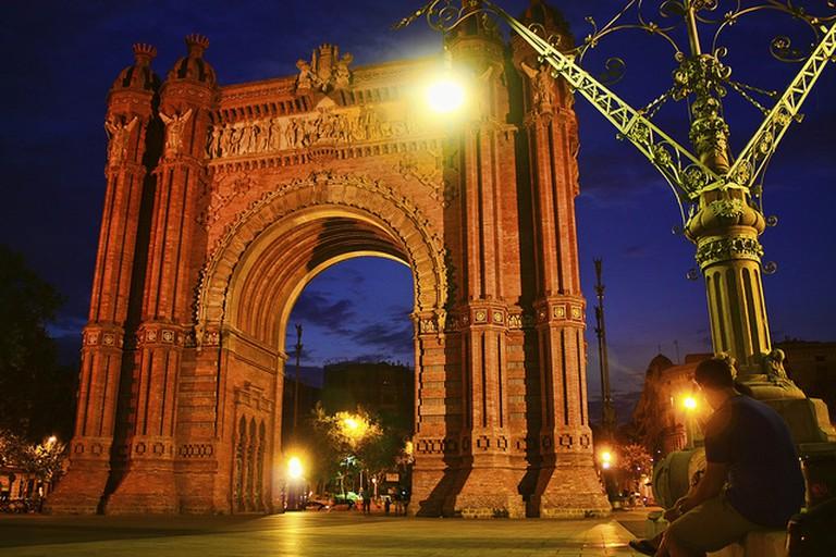 Arc de Triomf | © Mazlov/Flickr