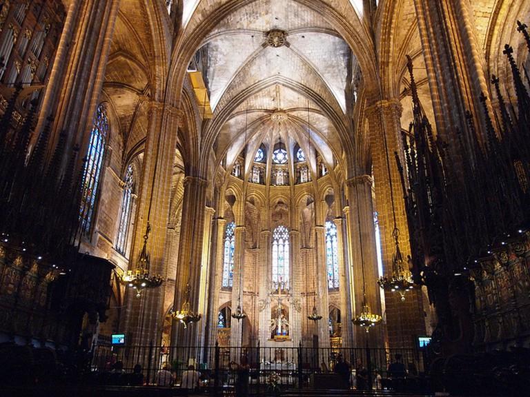Inside the Cathedral | © DDholer / Flickr