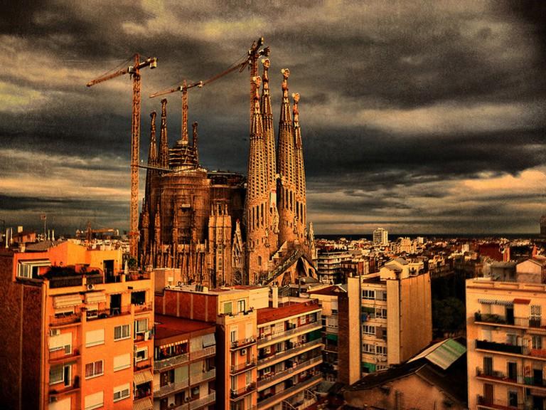 Sagrada Familia | © Xavi/Flickr