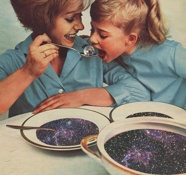 Spacefood | Courtesy of Sammy Slabbinck