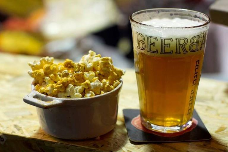 The Amazing Popcorn @Beer Bazaar