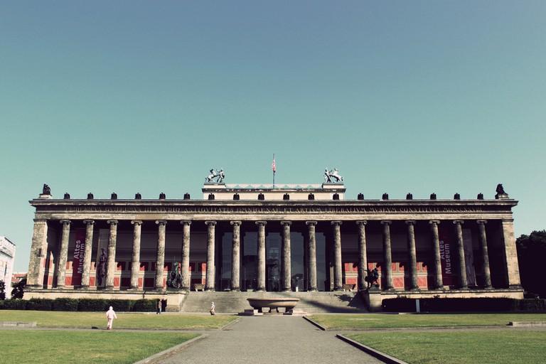Altes Museum | © Domenico Citrangulo /Flickr
