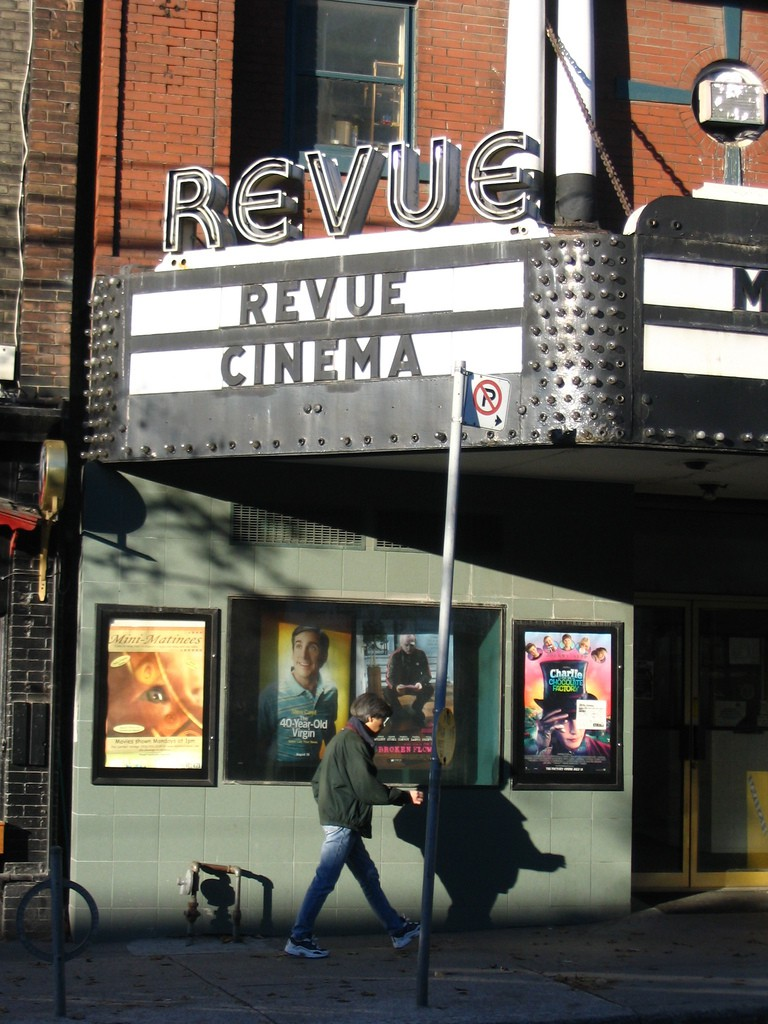 Revue Cinema | © Sookie / Flickr