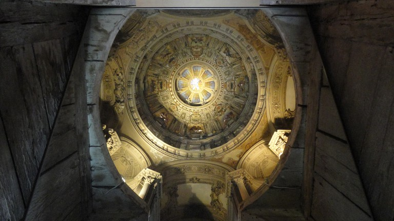 Berliner Dom, the roof