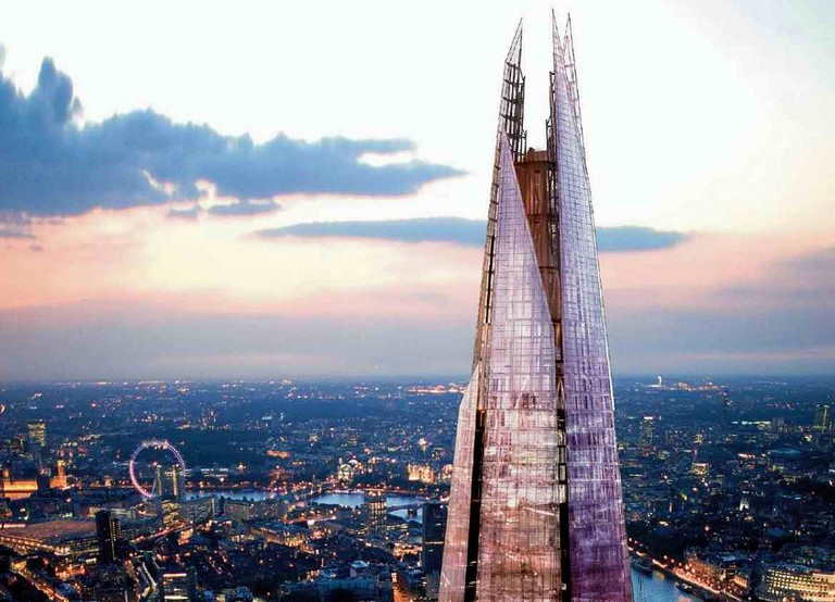 The Shard in London, by Renzo Piano | © Forgemind ArchiMedia/Flickr