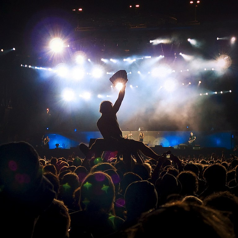 Metallica at Rock Werchter 2009 | © Christian Holmér / Flickr
