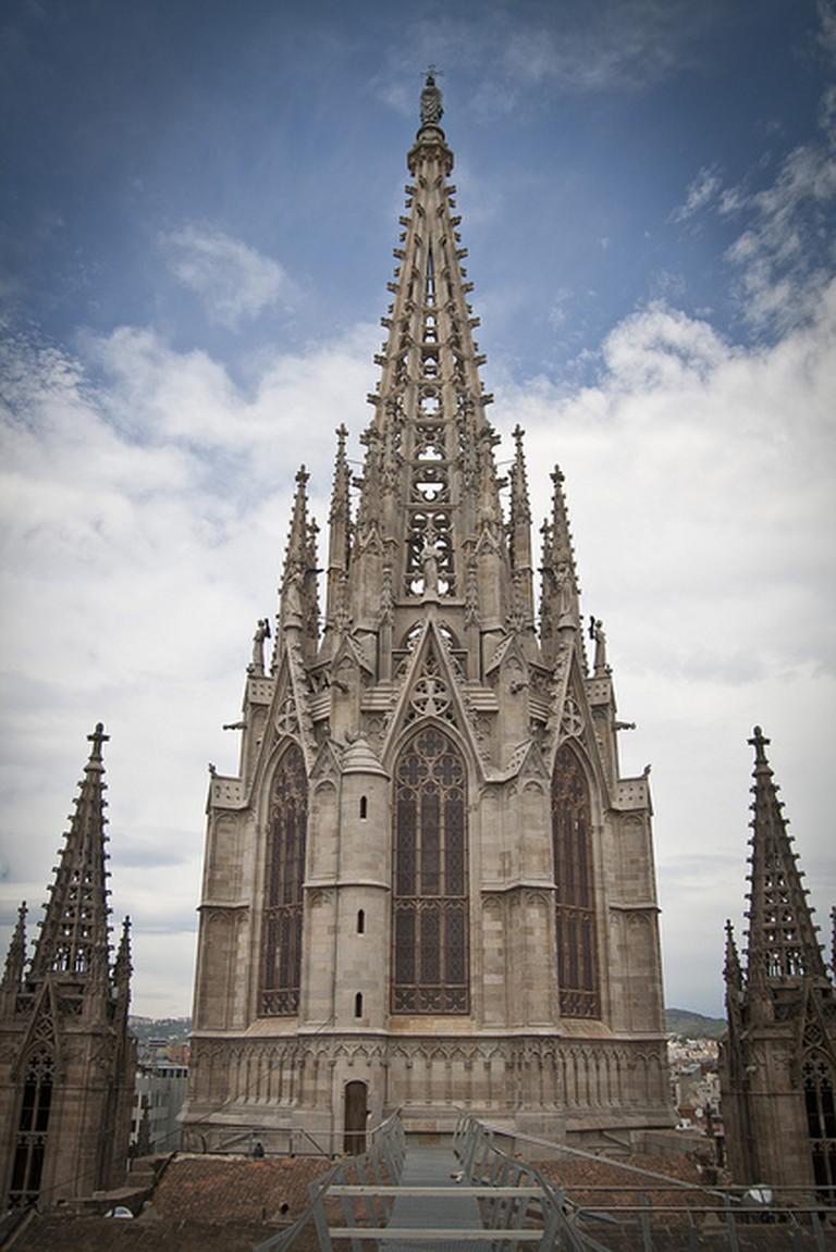 The Cathedral's spike | © Carwyn Lloyd Jones - Dylunio Creadigol / Flickr