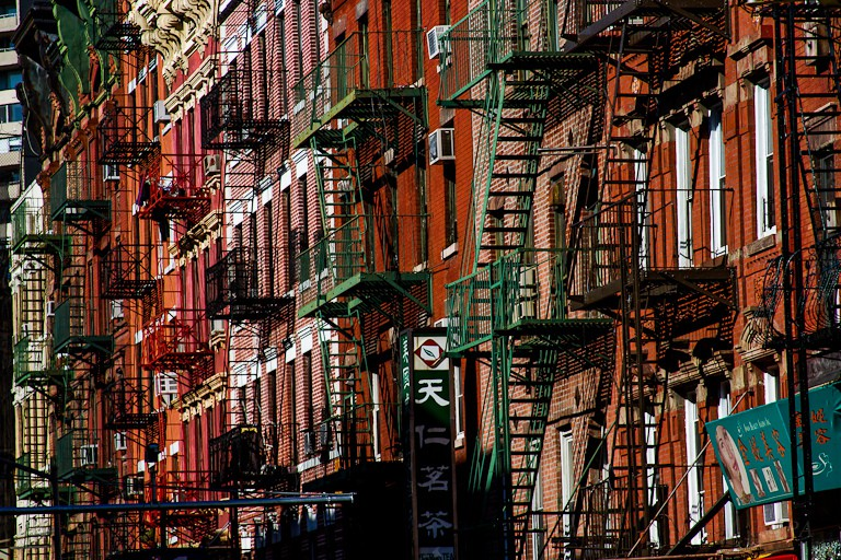 Chinatown, NY | © Pushparaj Aitwal/Flickr