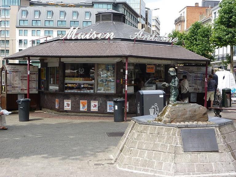 Friterie Maison Antoine | © WikiCommons