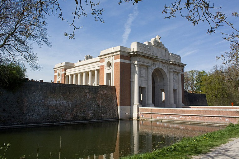 The Menin Gate ⎟ © Johan Bakker/WikiCommons
