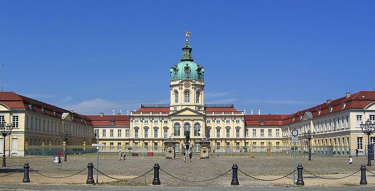 Charlottenburg Palace | wikicommons