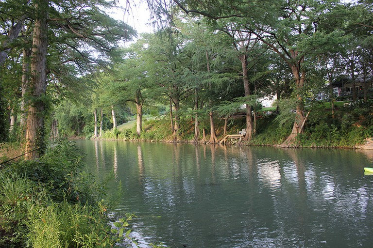 Guadalupe River, New Braunfels Texas | © Nicolas Henderson