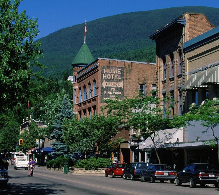 Nelson, BC | © Public Domain/WikiCommons