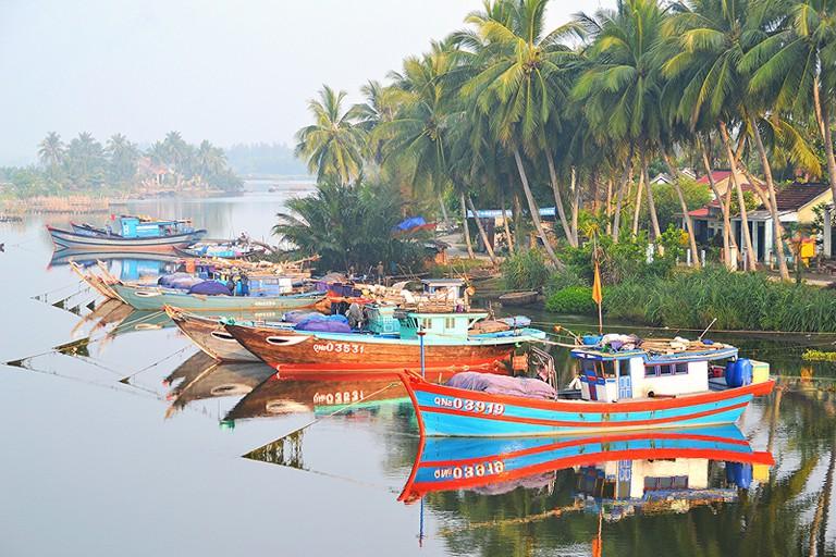 Peaceful morning, Hoi An, Vietnam