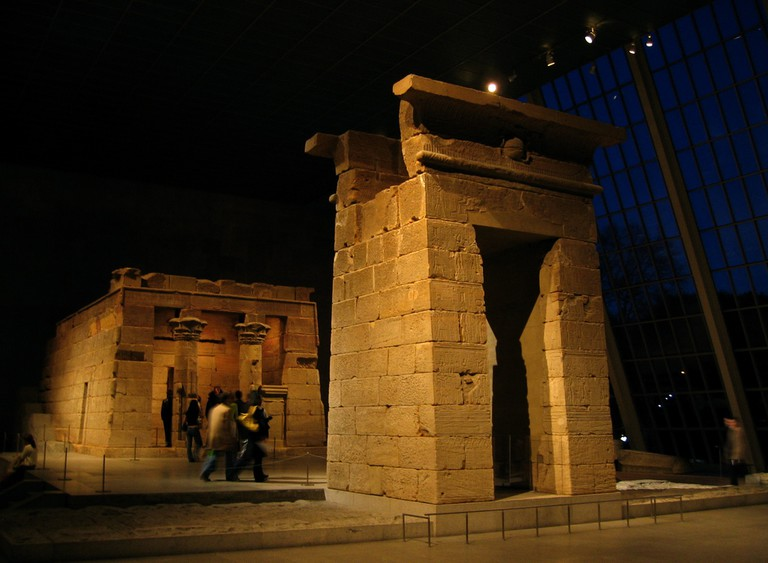 Egypt — Temple of Dendur | © Xuan Che/Flickr
