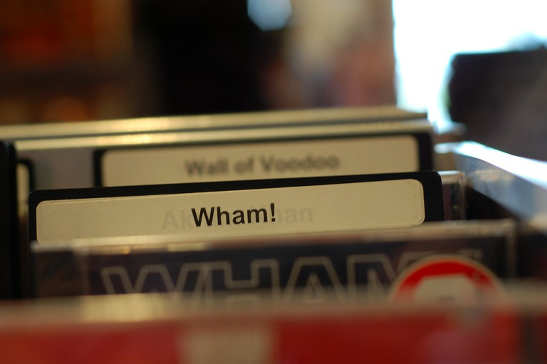 Wham! | © Tricia /Flickr