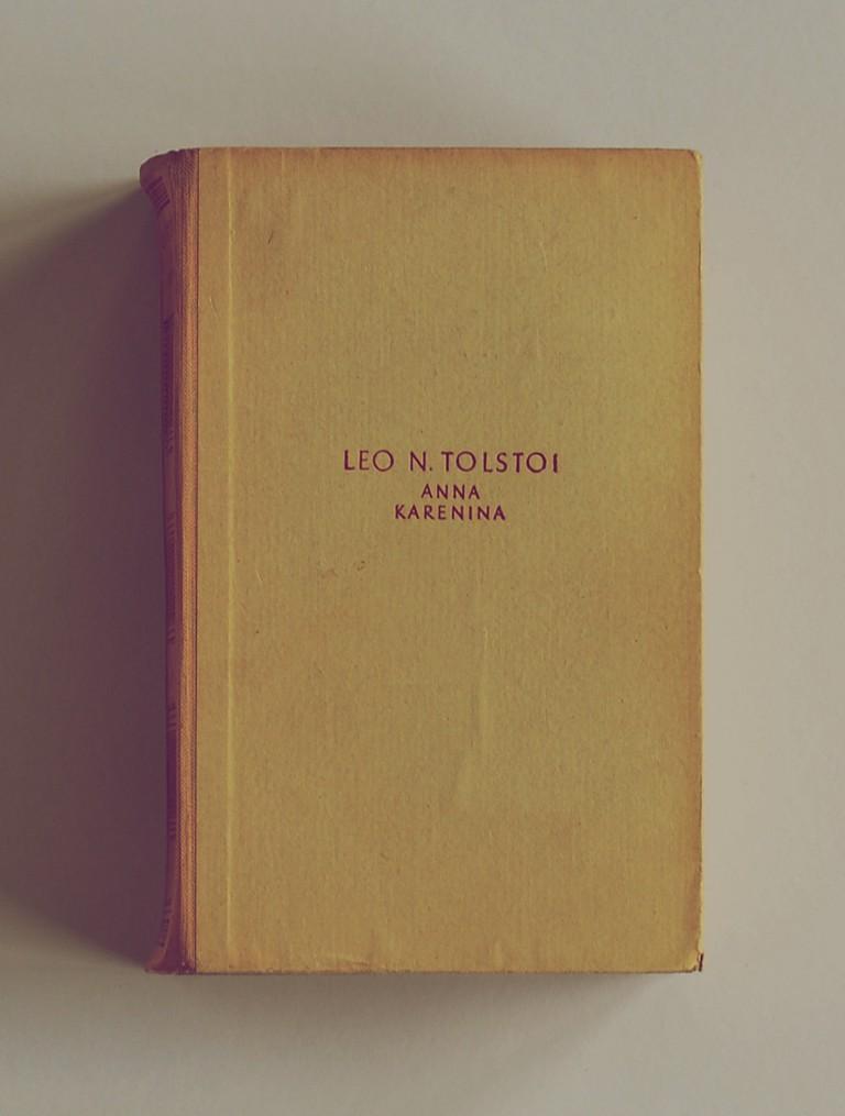 Anna Karenina by Leo Tolstoy | © Abhijeet Rane/Flickr