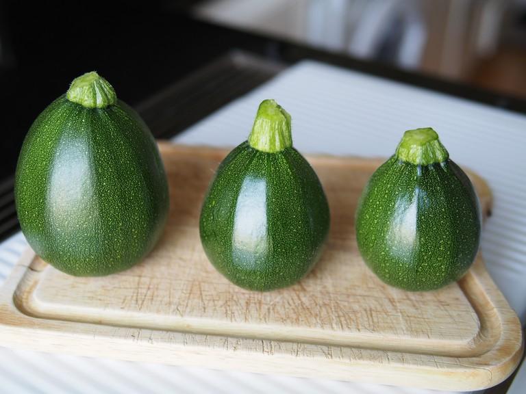 Zucchini   © Tom Anderson/Flickr
