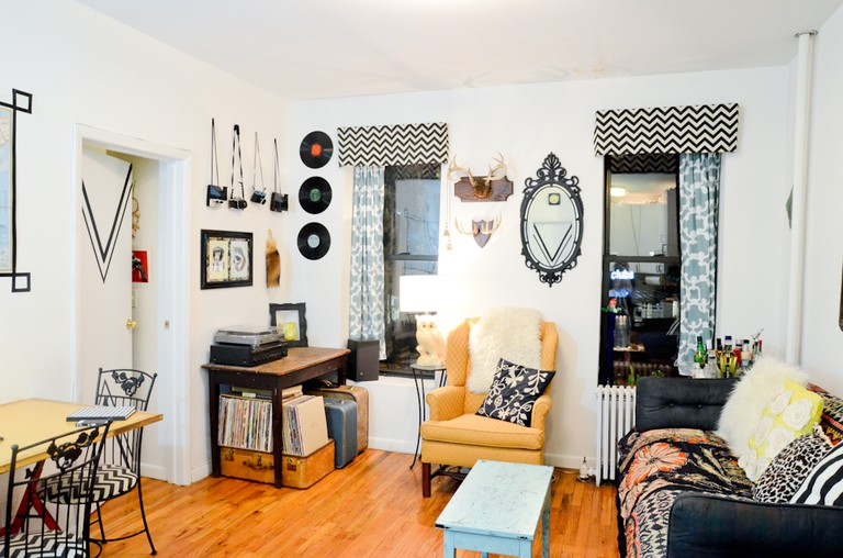 Crafty NYC Apartment Tour | © Stacie/Flickr