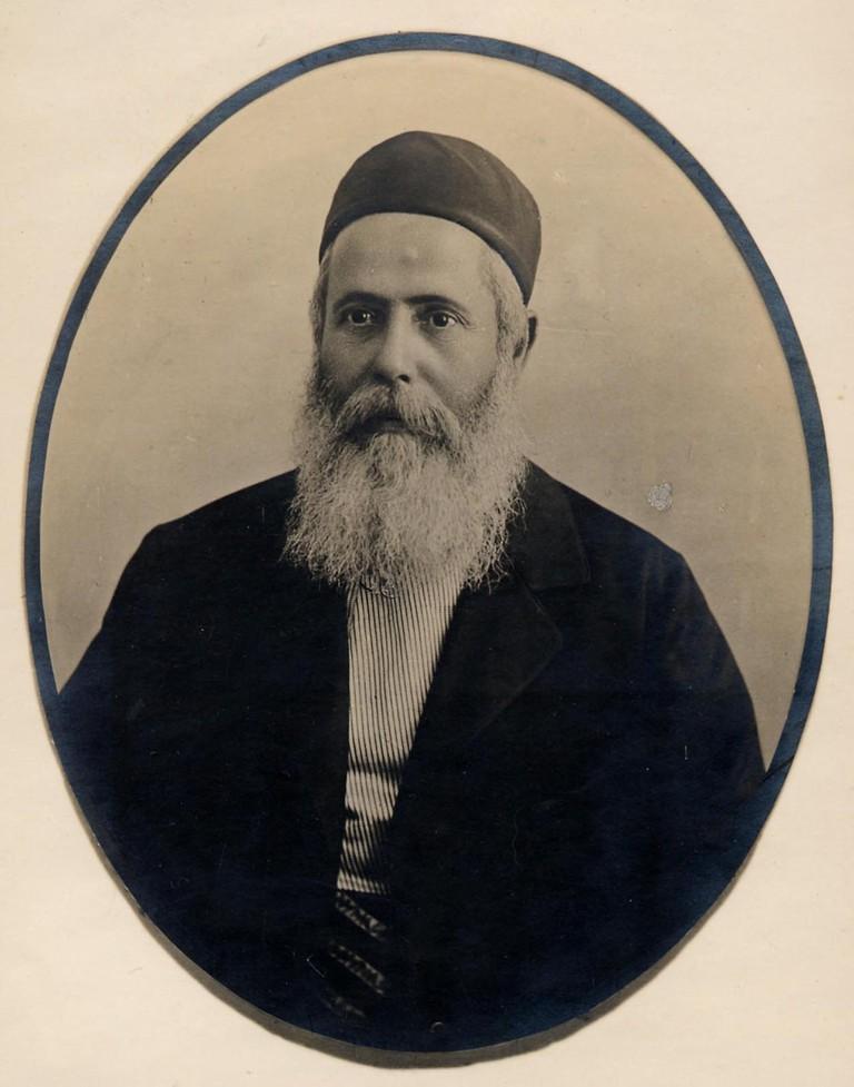 Aharon Chelouche | דוד סאבונג'י/Wikimedia