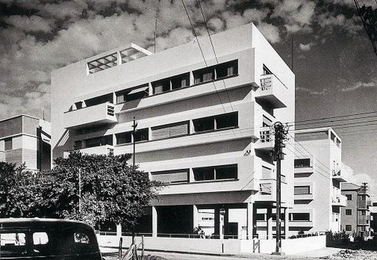 Engel House | יצחק קלטר/Wikimedia