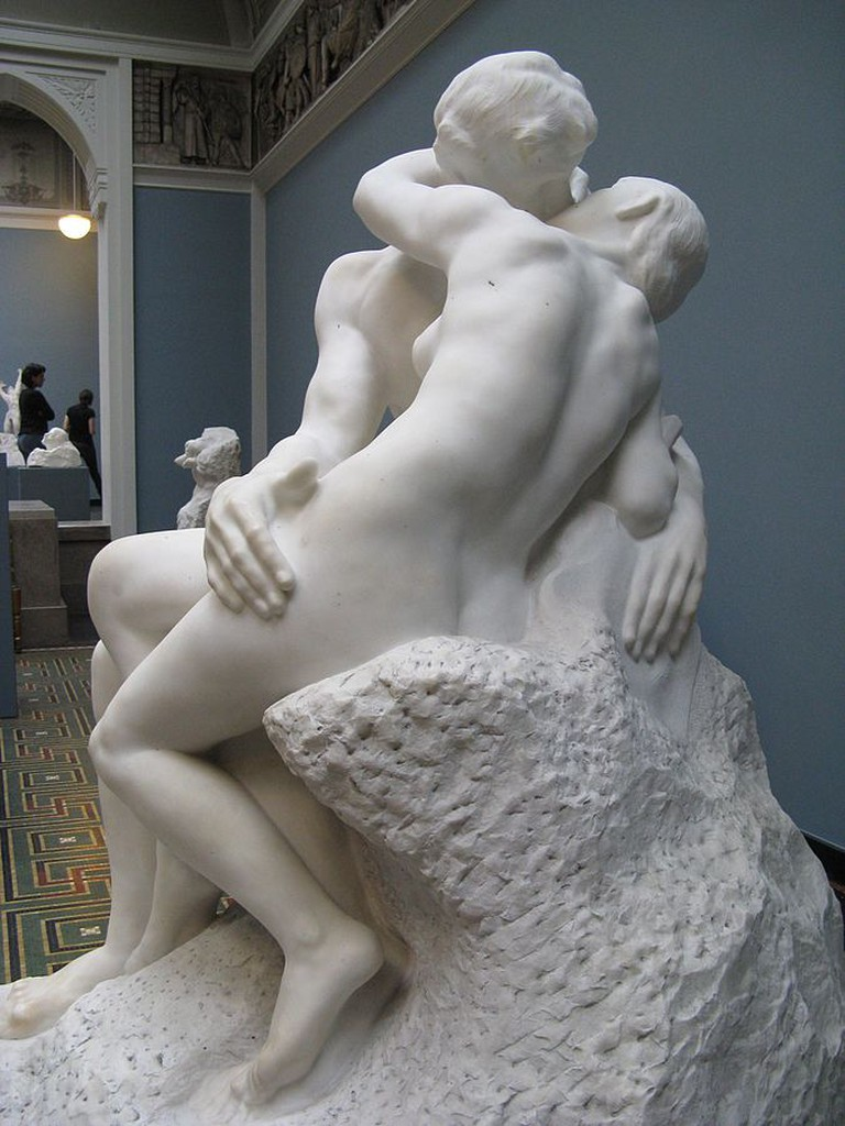 Auguste_Rodin, The Kiss, 1901–4