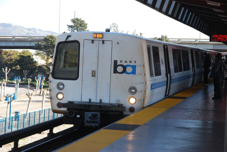 BART © Paul Sullivan/Flickr