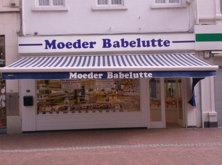 A 'Moeder Babelutte' in Blankenberge|©Zeisterre/Wiki Commons