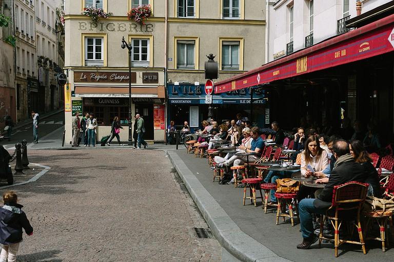 Café Delmas | © Matt Casagrande/WikimediaCommons