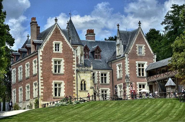 Château du Clos Luce | ©Jfzante/WikiCommons