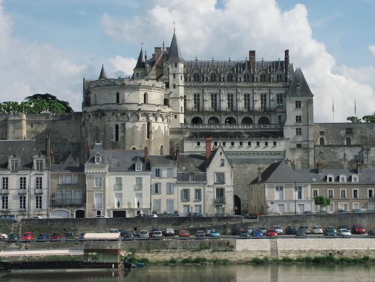 Château d'Amboise   ©Manfred Heyde/WikiCommons