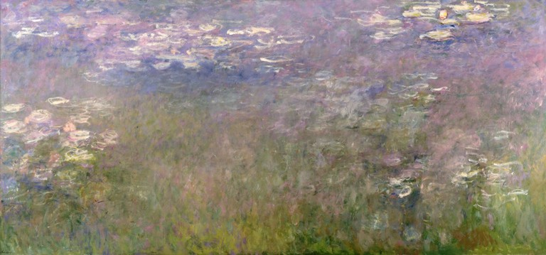 Claude Monet, Water Lilies, 1913-1916 | © William Rockhill Nelson Trust/WikiCommons