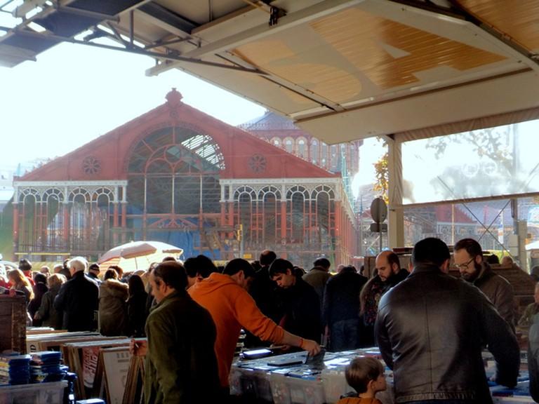 The Market of Sant Antoni | Courtesy of Elena Isaeva