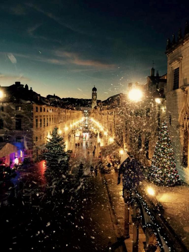 Courtesy Of Dubrovnik Winter Festival