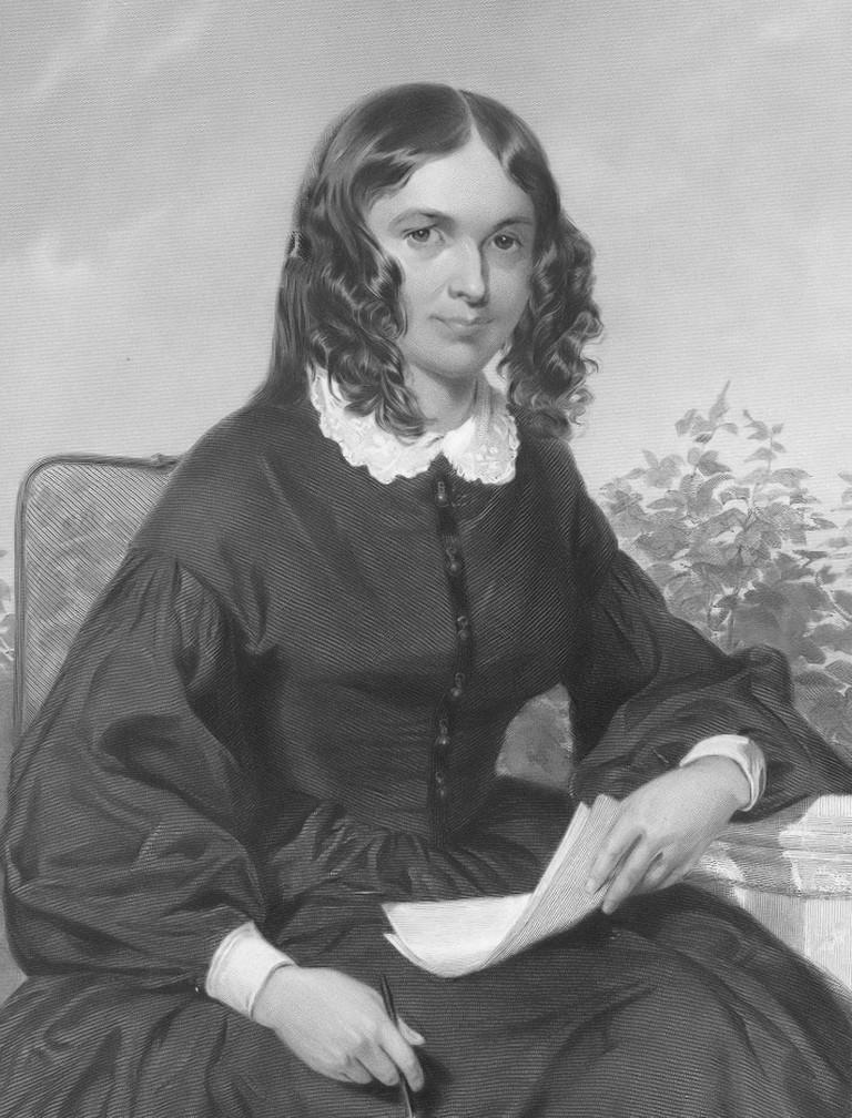 Elizabeth Barrett Browning | (c) WikiCommons