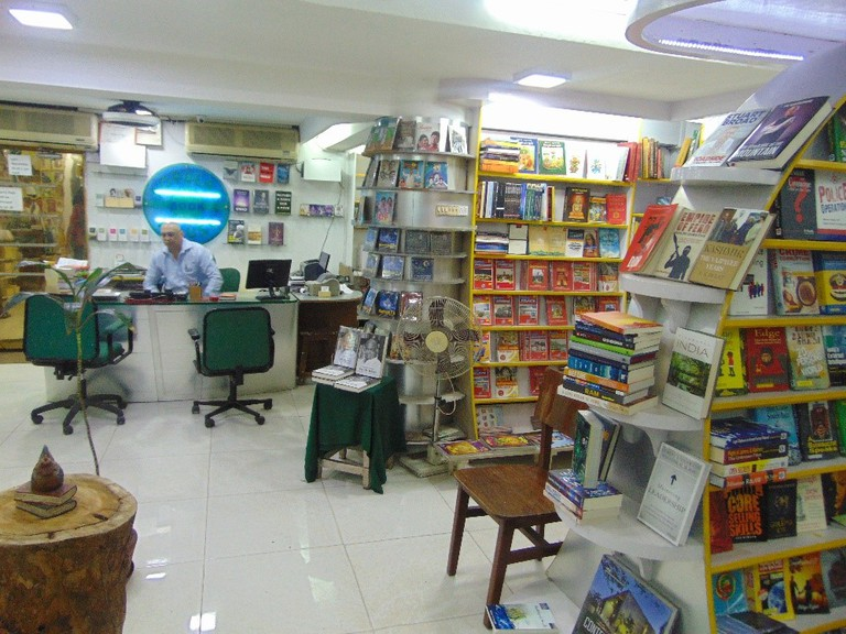 Popular book store| © Gaurav Lele