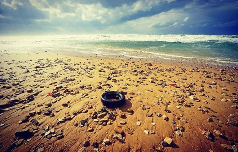 Jaffa Beach Courtesy of Ido Biran