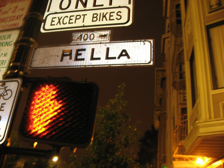 Hella sign © Joshua Dickens/Flickr