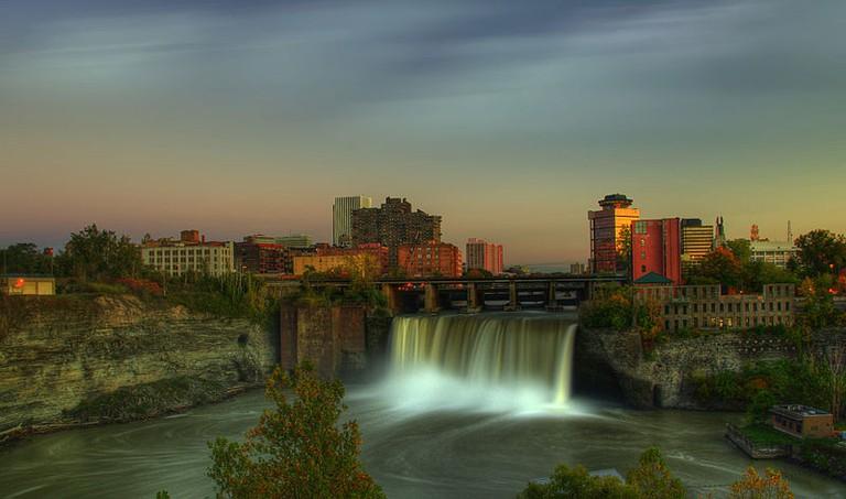 Rochester, NY | © Steven C. Berger/WikiCommons