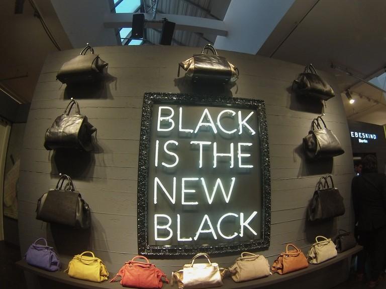 Black is the New Black | © Rachel Miller