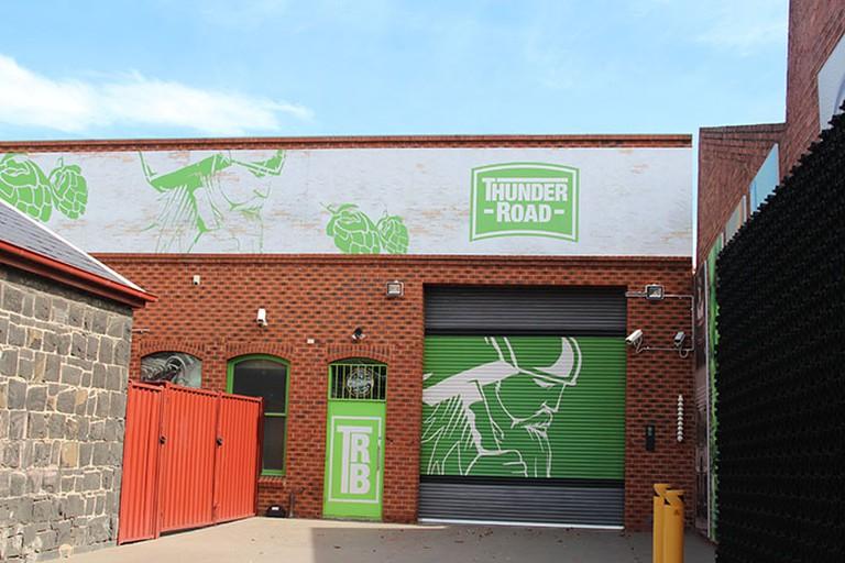 Thunder Road Brewery - Matt Sims