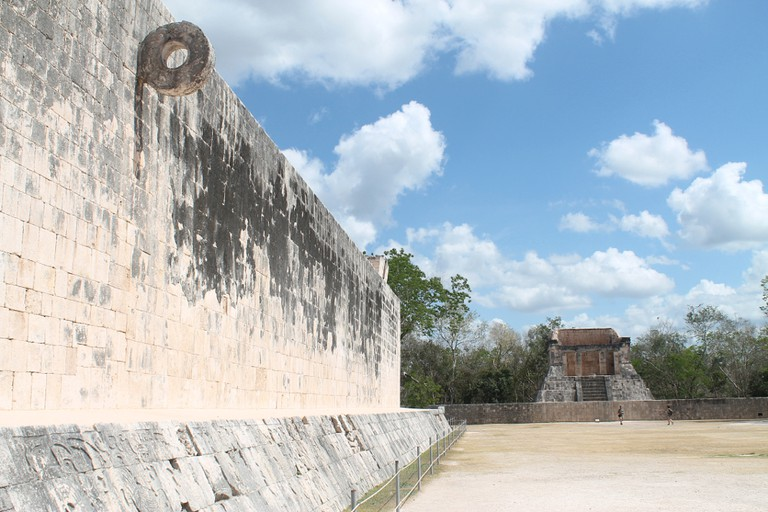The grand ball court Chichen Itza | © Michael McCullough/Flickr