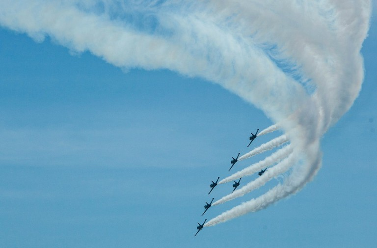 Long Island Air Show at Jones Beach Memorial Day Weekend 2015 | © Anthony Quintano/Flickr