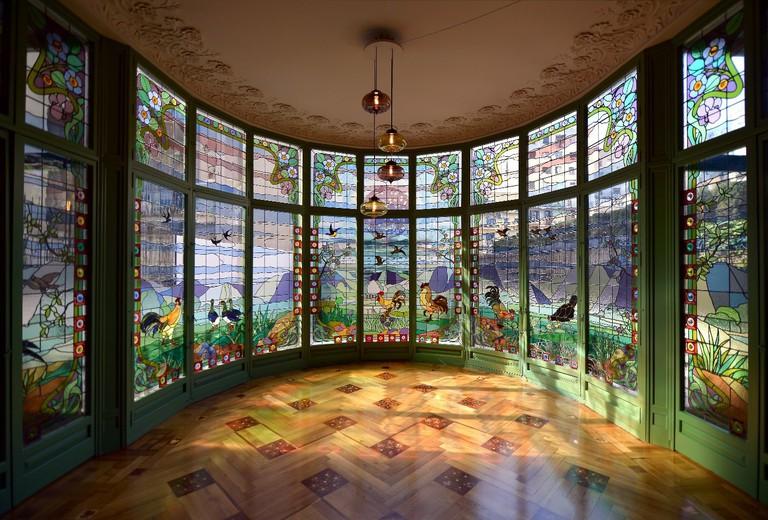Casa Lleó i Morera Interior | © Casa Lleó i Morera