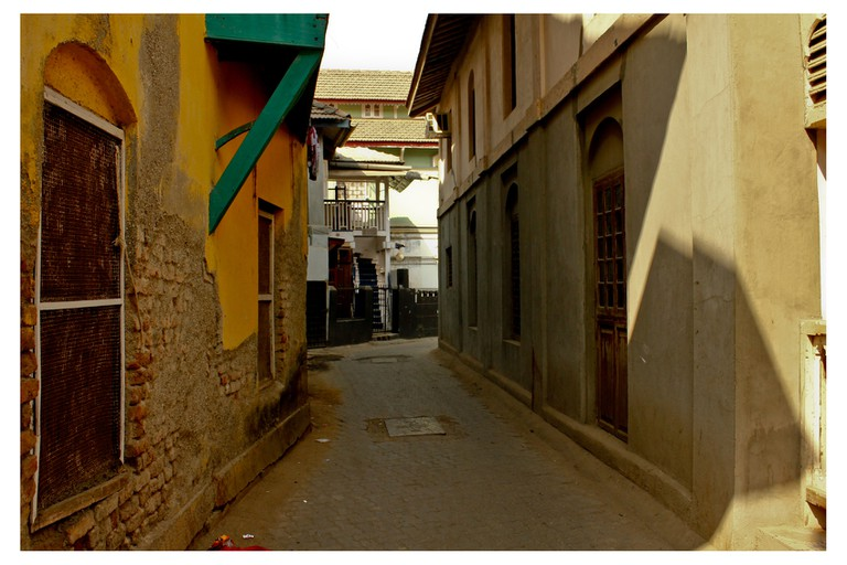 Short narrow lanes of Khotachiwadi